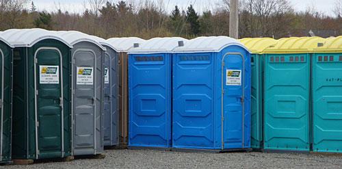 Order Portable Toilet Rentals