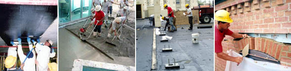 Order Structural Concrete Repair