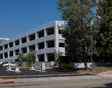Order Socal Edison Gateway Parking Structure - Irwindale, CA