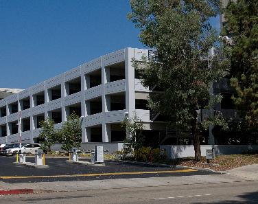 Order Socal Edison Gateway Parking Structure - Irwindale, CA