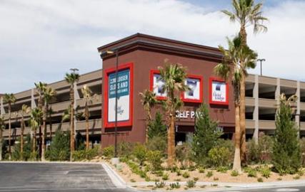 Order Silverton Casino Parking Structure - Las Vegas, NV