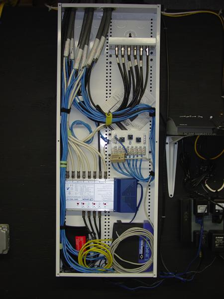 Order Structured Wiring Services