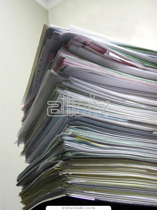 Order Document Management Services