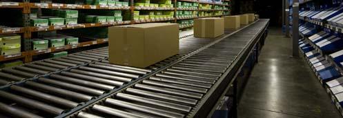 Order Logistics Support