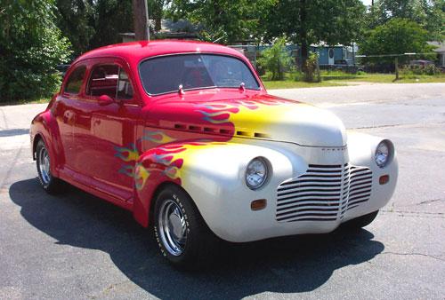 Order Classic Car / Antique Auto Insurance