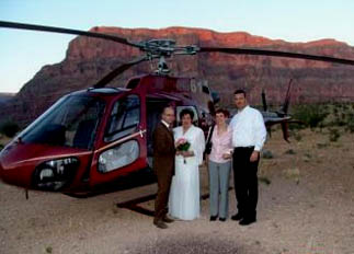 Order Grand Canyon Weddings