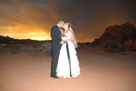Order Valley of Fire Weddings