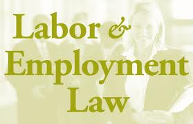 Order Labor And Employment Law