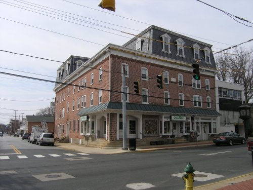 Order Historic building