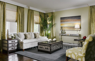 Order Beautiful and comfortable living room