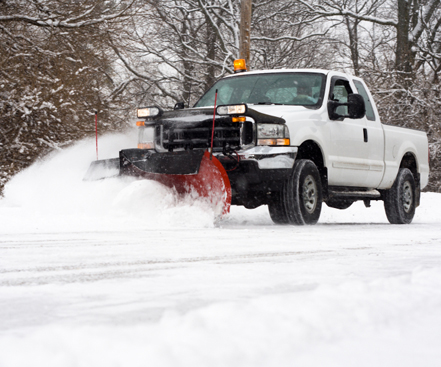 Order Snow Plowing & Removal