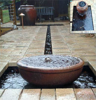 Order Water Feature Construction