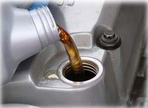 Order Regular oil change service