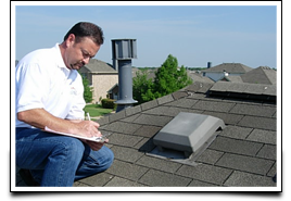 Order Roof Inspections