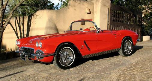 Order Restoration of antique cars