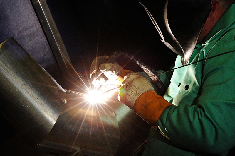 Order Welding Work