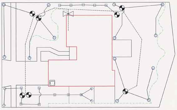 Irrigation Design Symbols Irrigation System Design. Irrigation System Design.  Source Abuse Report