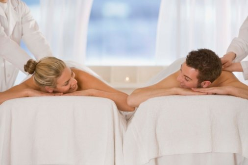 Order Couple's Spa Treatments & Services