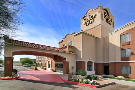 Order Sleep Inn Scottsdale-North