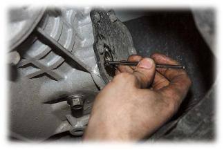 Order Transmission repair vehicles