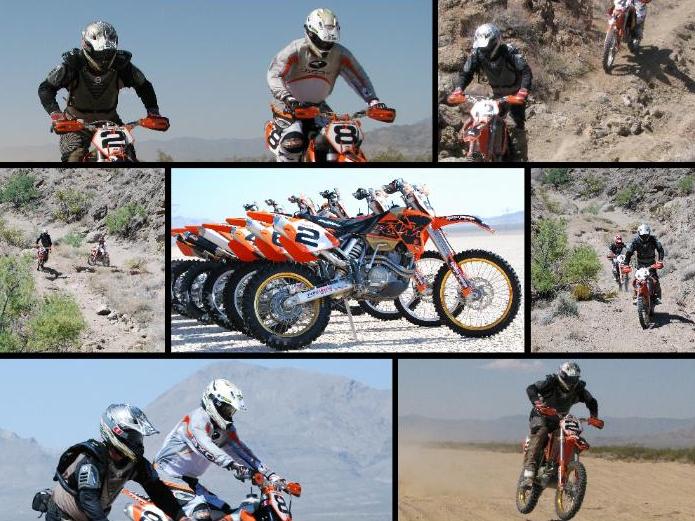Order Dirt Bike Extreme Hidden Valley Tours