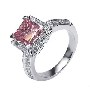 Wedding Rings With Pink Diamonds 5 Perfect Pink diamond engagement rings
