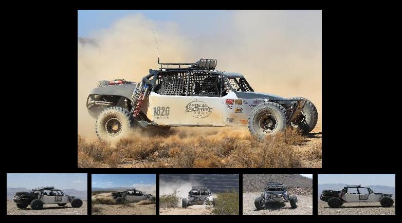 Order Desert Racecar Adventure Tours