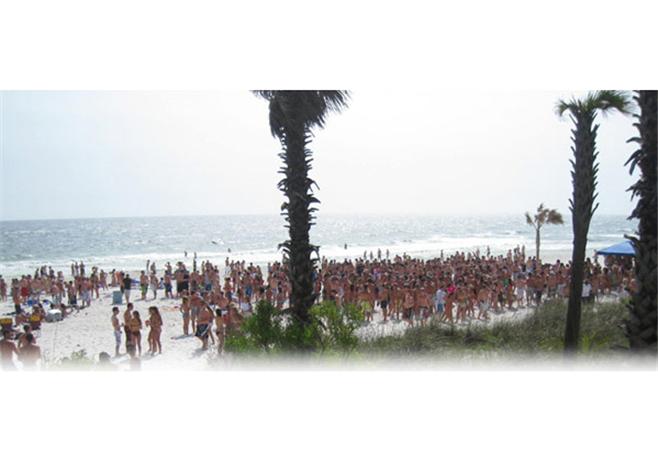 Order Spring Break Panama City Beach, Florida Tours