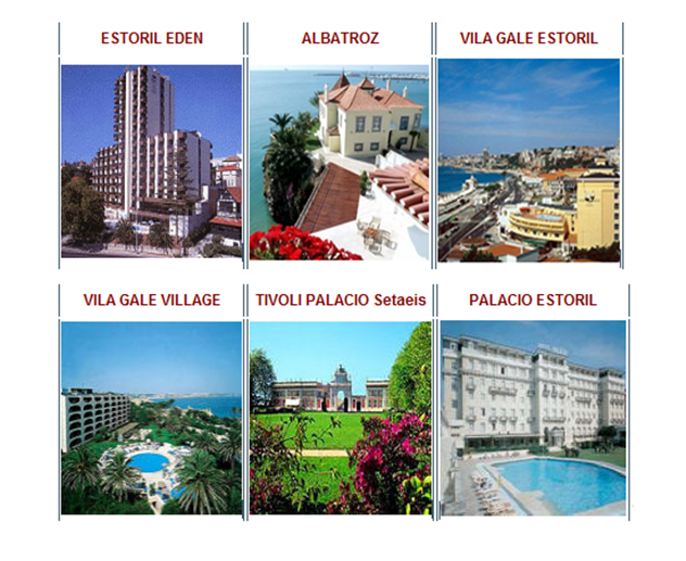 Order Estoril & Cascais Lisbon's Coast Vacations