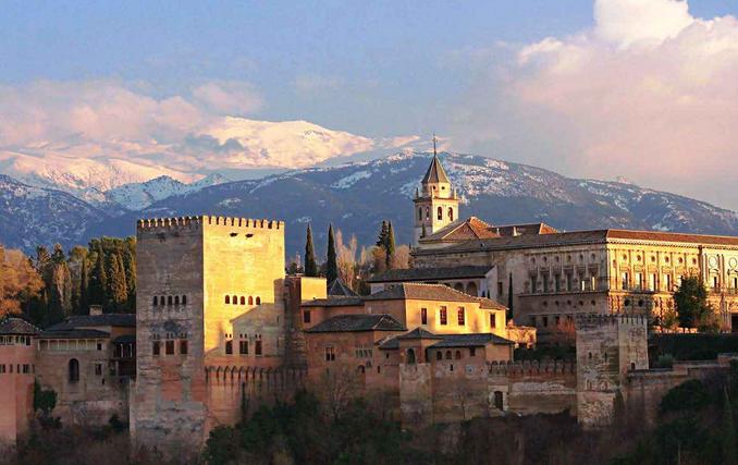 Order Granada Tours