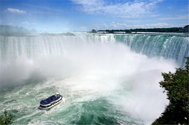 Order Fantasias del Niagara C/Desayunos (5D/4N)