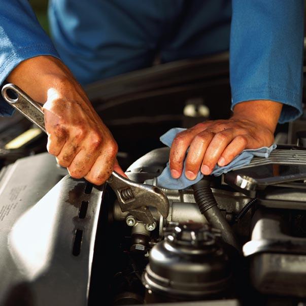 Order Engine Repair