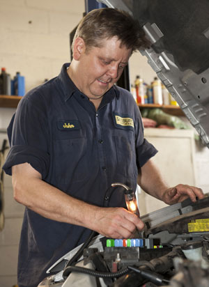 Order Electrical System Repair