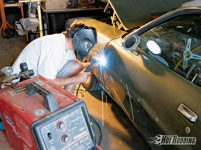 Order Car welding