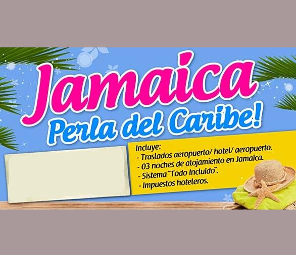 Order Jamaica Tour
