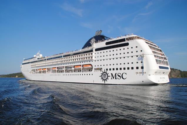 Order Msc Poesia Cruise