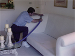 Order Upholstery cleaning