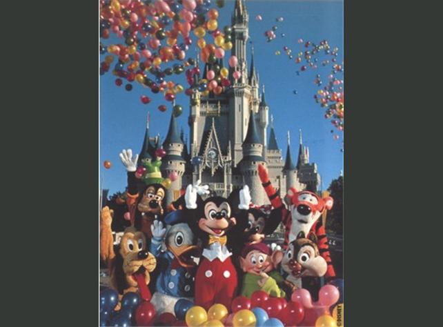 Order Walt Disney Tour