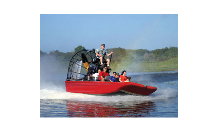 Order Kennedy and Airboat Tour