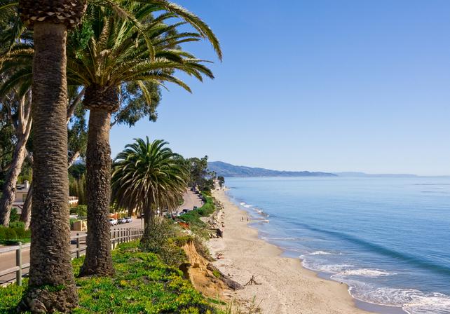 Order California Coast Vacation