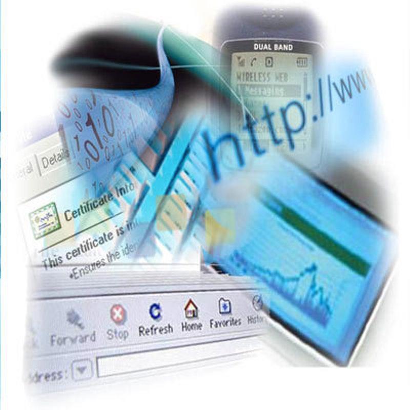 Order Dial-up Internet service