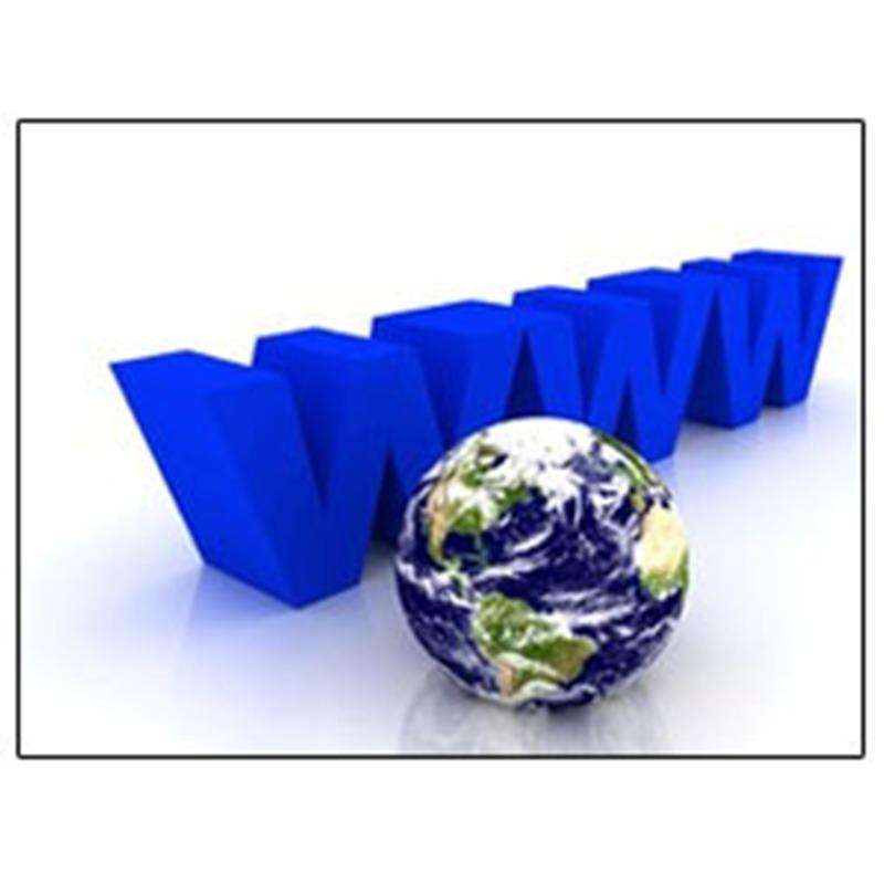 Order Web hosting service