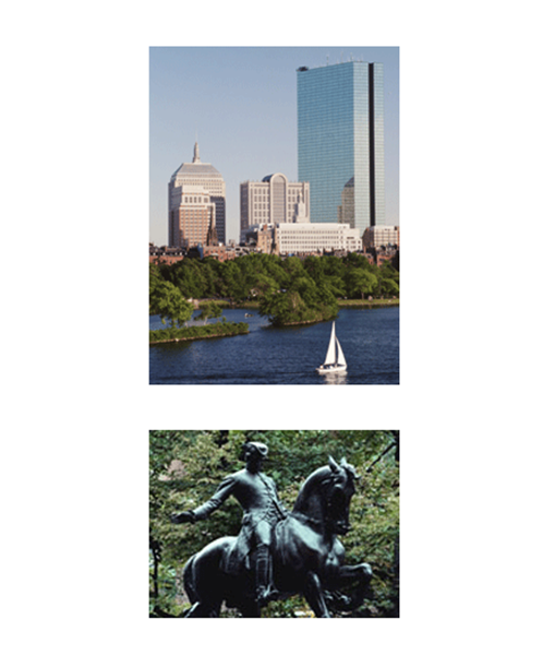 Order Boston and Beyond 3-day Tour
