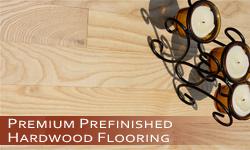 Order Premium Prefinished Hardwood Flooring