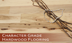 Order Character Grade Hardwood Flooring