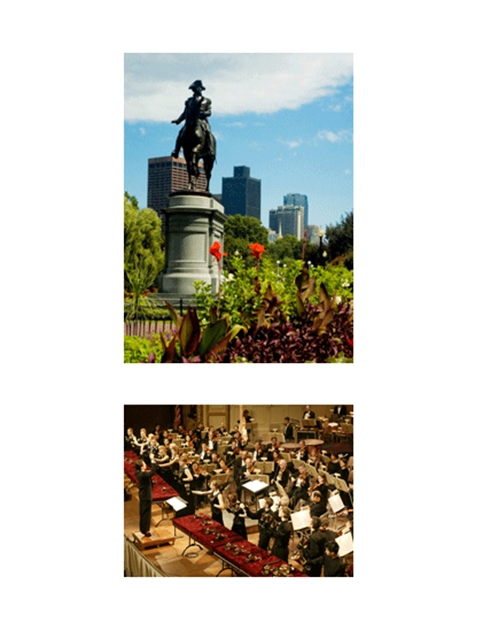 Order Boston Pops and Salem 3-day Tour