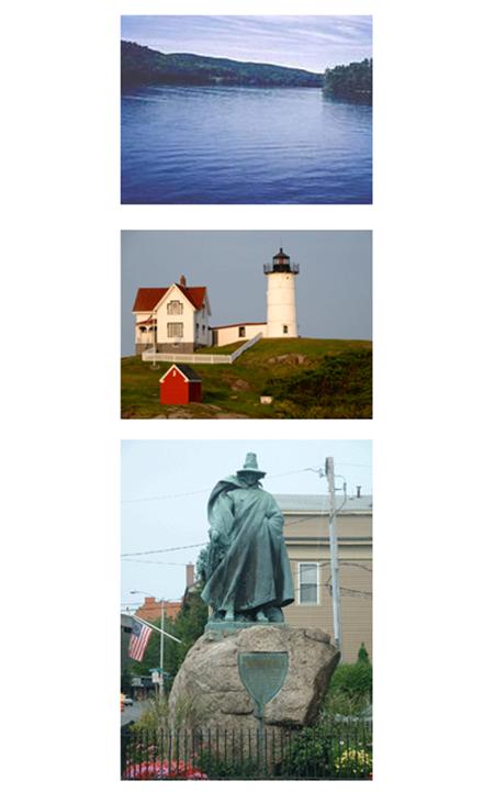 Order New England Hub & Spoke 5-day Tour