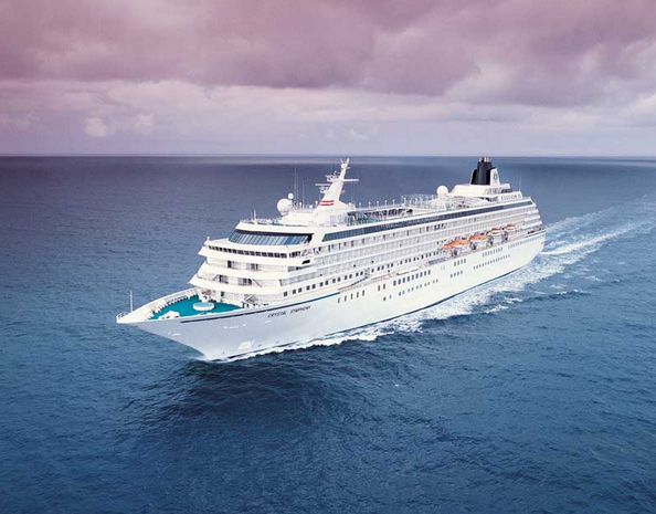 Order Mediterranean Icons on Crystal Cruises