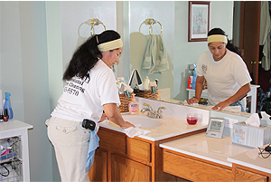 Order Residential Cleaning