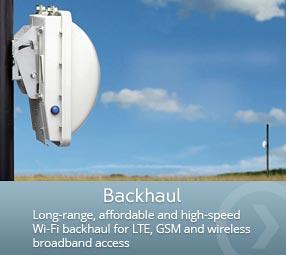 Order Mobile Carrier Backhaul